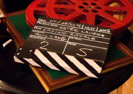 Décoration de film